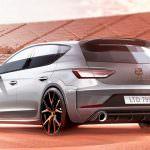 Самый мощный SEAT Leon Cupra R Limited в истории