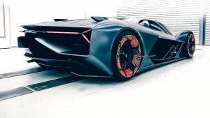 Электро-суперкар Lamborghini Terzo Millennio Concept