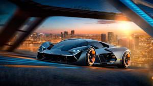 Lamborghini Terzo Millennio: суперкар третьего тысячелетия