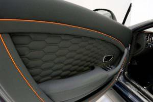 Кожаные карты дверей Bentley Continental GT от Startech
