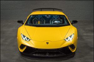 Lamborghini Huracan Performante. Тюнинг Underground Racing