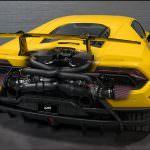 Тюнинг Lamborghini Huracan Performante от Underground Racing