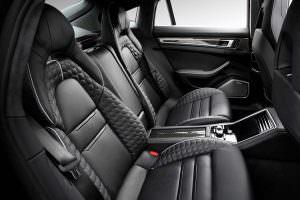 Тюнинг салона Porsche Panamera Stingray GTR от TopCar