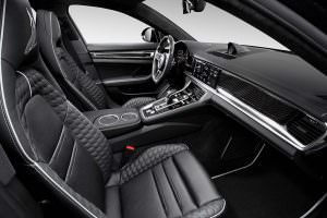 Фото салона Porsche Panamera Stingray GTR от TopCar