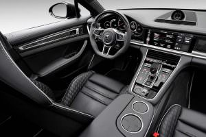 Интерьер Porsche Panamera Stingray GTR от TopCar