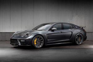 Новая Porsche Panamera Stingray GTR. Тюнинг от TopCar