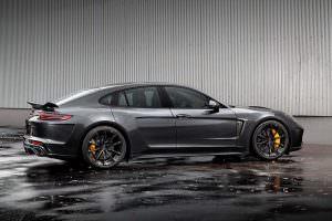 Новый тюнинг Porsche Panamera Stingray GTR от TopCar