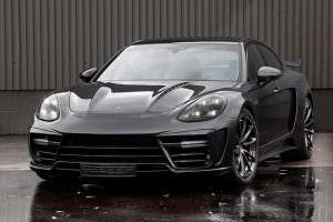 Тюнингованная Porsche Panamera Stingray GTR от TopCar