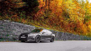 Хэтчбек Audi A5 Sportback. Тюнинг ABT Sportsline