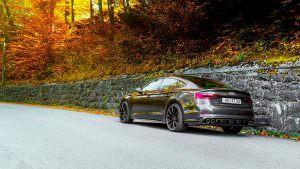 Тюнингованная Audi A5 Sportback от ABT Sportsline