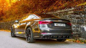 Новая Audi A5 Sportback. Тюнинг от ABT Sportsline