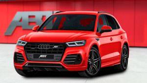 Тюнинг Audi SQ5 от ABT Sportsline