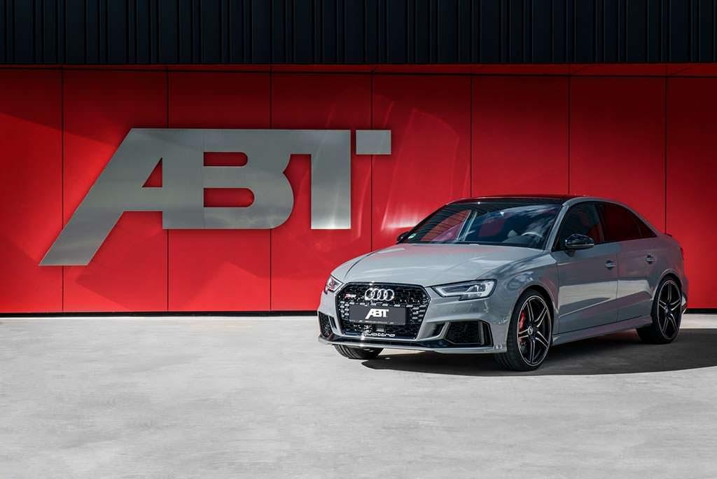 ABT делает Ауди A5 иS5 Sportback неменее сильными