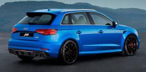 Хэтчбек Audi RS3 Sportback. Тюнинг от ABT Sportsline