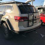 Внедорожный тюнинг Volkswagen Atlas от LGE CTS