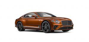 Новый Bentley Continental GT First Edition