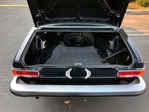 Багажник Audi 100 LS 1974 года