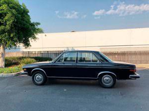 Audi 100 LS 1974 года выпуска