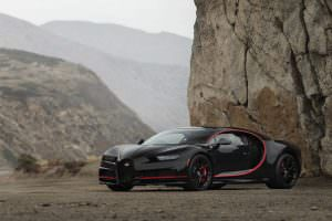 Первый Bugatti Chiron из 500 штук
