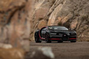 Bugatti Chiron Betmobile