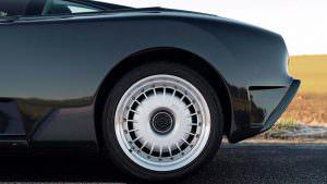 Оригинальные колёса Bugatti EB110 GT 1993 года выпуска