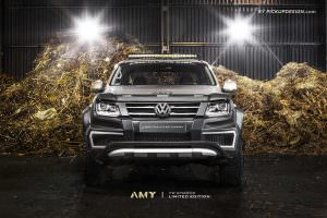 Идеальный Volkswagen Amarok. Тюнинг Pickup Design