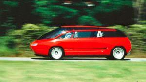 Минивэн Lamborghini Genesis 1988 года
