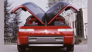 Минивэн Lamborghini Genesis от Bertone. 1988 год