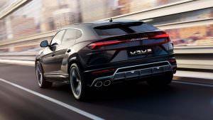 Кроссовер Lamborghini Urus 2018
