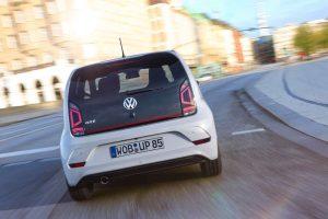 Маленький и быстрый автомобиль Volkswagen Up! GTI