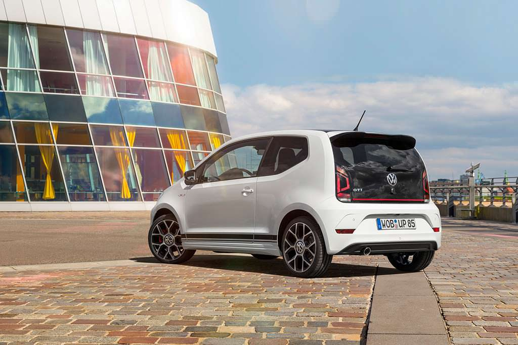 Быстрый хэтчбек Volkswagen Up! GTI