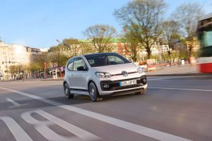 Новый Volkswagen Up! GTI 2018