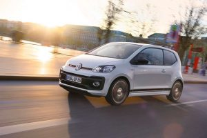 Volkswagen Up! GTI: цена в Германии от €16 975