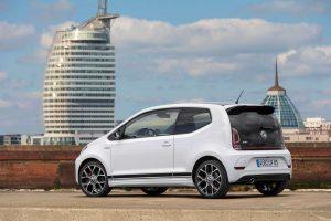 Volkswagen Up! GTI: максимальная скорость 196 км/ч