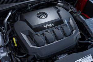 Двигатель 2.0 TSI под капотом Volkswagen Polo GTI 2018