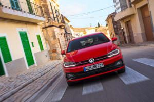 Новый Volkswagen Polo GTI 2018