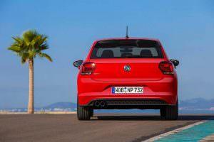 Хэтчбек Volkswagen Polo GTI нового поколения