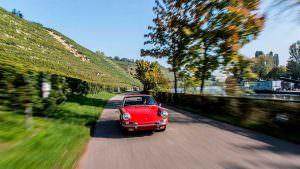 Самый первый Porsche 911