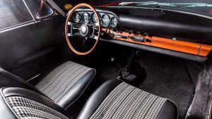 Фото салона Porsche 901