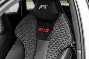 Салон Audi RS3. Тюнинг от ABT Sportsline