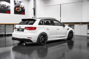 Хэтчбек Audi RS3. Тюнинг от ABT Sportsline