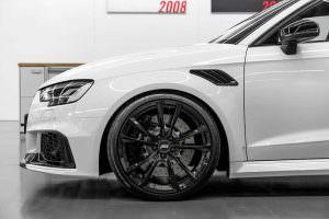 Колёса Audi RS3. Тюнинг от ABT Sportsline
