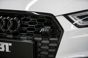 Радиаторная решётка Audi RS3. Тюнинг от ABT Sportsline