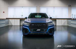 Обвес Audi SQ7 от ABT и Vossen