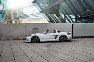Тюнинг Porsche 718 Boxster от TechArt