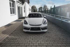Porsche 718 Cayman. Тюнинг от TechArt