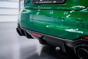 Диффузор заднего бампера Audi RS5-R. Тюнинг ABT Sportsline
