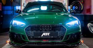 Новое поколение Audi RS5-R от ABT Sportsline