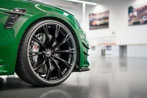 21-дюймовые колёсные диски Audi RS5-R. Тюнинг ABT Sportsline