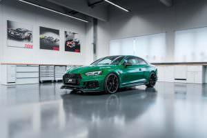 Audi RS5-R нового поколения. Тюнинг от ABT Sportsline